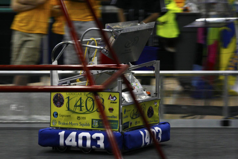 robot 2013