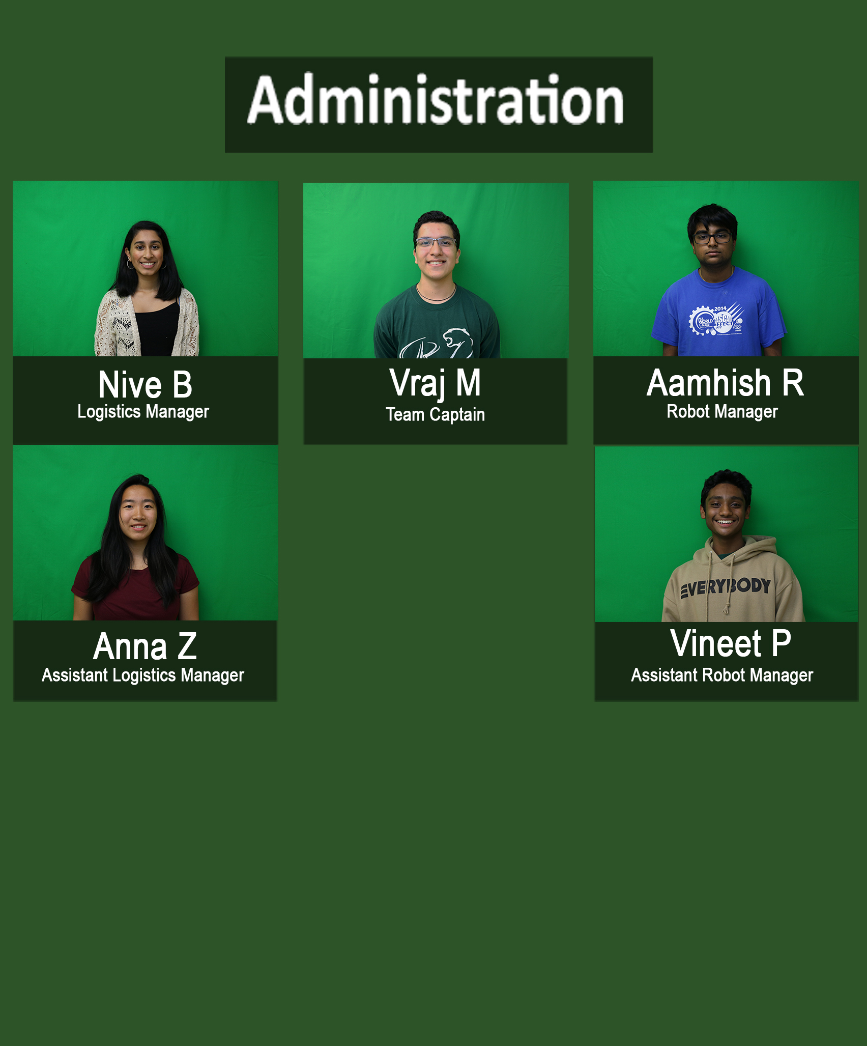 Administration New